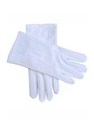 Vita handskar