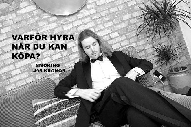 SMOKING ELLER FRACK 1495 KRONOR
