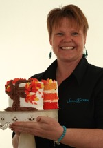 Ina Pedersen, VD på SugarKitchen