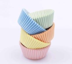 Minimuffinsform - Pastell