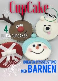 halloweencupcakes, cupcakekurs, kurs nära dig, halloween, cupcakes