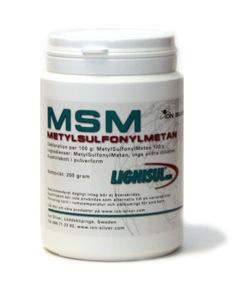 MSM Lignisul 200g - MSM Lignisul 200 gram