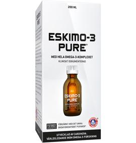 Eskimo-3 Pure flytande -