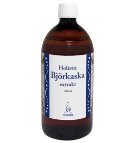Björkaska extrakt – Holistic -