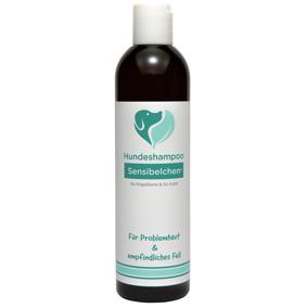 Hundschampo för känslig hud -