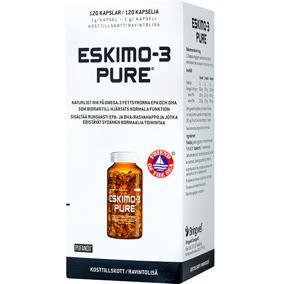 Eskimo-3 Pure 120 kapslar -