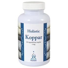 Koppar 2mg – Holistic -