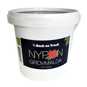 Nyponpulver Back on Track