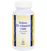 D3-vitamin 5000 IE 90k – Holistic