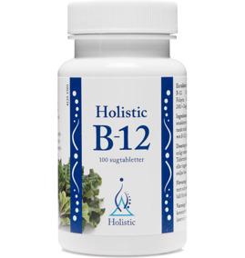 B-12 – Holistic -