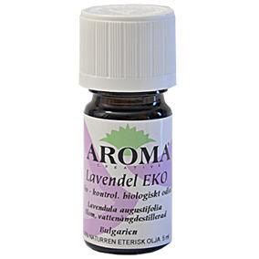 Lavendel 5 ml EKO - Eterisk Olja Aroma Creative - Eterisk olja