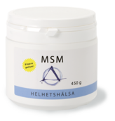 MSM OptiMSM 450g – Helhetshälsa