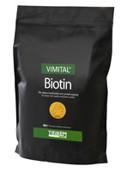 Biotin – för bättre hovkvalitet och proteinupptag