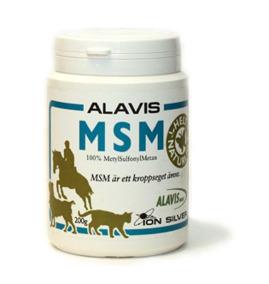 MSM Alavis 200g - 200 gram