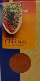 Chili mald 40g EKO/Raw -