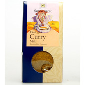 Curry Mild 35g Eko/Raw