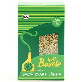 Bovete Helt 500g EKO/Krav Saltå kvarn -