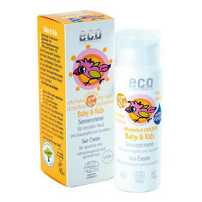 Baby & Kids Solkräm 50+  50 ml EKO -
