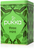 Presentburk Plåt – Three Mint