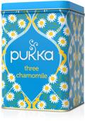 Presentburk plåt – Three Chamomile