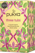 Pukka te – Three Tulsi