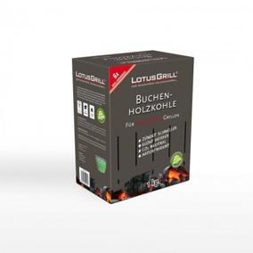 LotusGrill Kol 1 kg (box) -