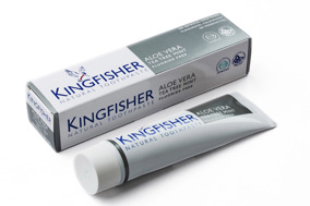 Kingfisher Aloe & TeaTree Mint (flourfri) -