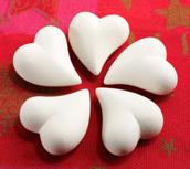 Aromastenar Mini-hjärtan