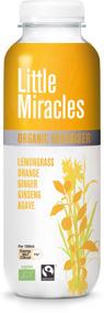 Iste / Energidryck, Citrongräste, apelsin, ingefära -