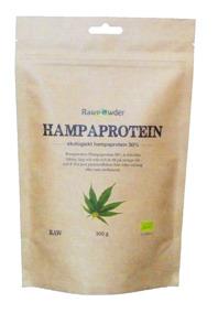 Hampaprotein 50% 300g RAW EKO