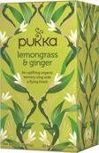 Pukka te – Lemongrass & Ginger
