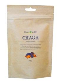 Chagapulver Instant – Sibirien - Rawpowder