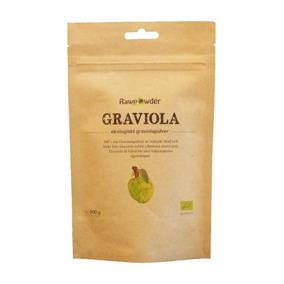 Graviolapulver 100g Ekologiskt - Rawpowder