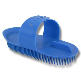 Sarvisborste plast - Blå