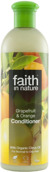 Faith in Nature - Grapefrukt & Apelsin Balsam 400ml