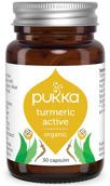 Pukka Active Turmeric (gurkmeja, boswelia m.m)