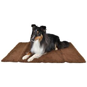 Hundfilt/-fäll brun - 70x60