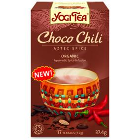 Yogi Tea – Choco Chili -