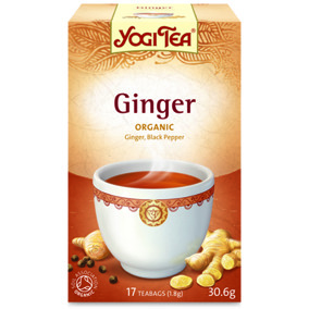Yogi Tea – Ginger -
