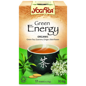 Yogi Tea – Green Energy Te -