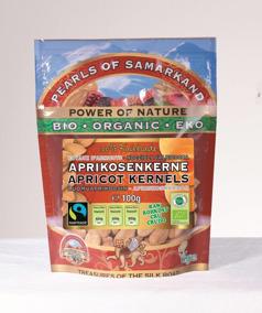 Aprikoskärnor 100g Eko Fairtrade -
