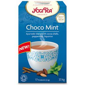 Yogi Tea – Choko Mint -