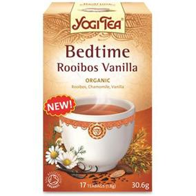 Yogi Tea – Bed Time Rooibos Vanilla -