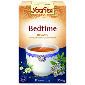 Yogi Tea – Bed Time Rooibos -