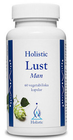 Lust Man – Holistic -