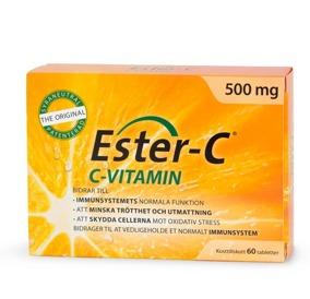 Ester-C  500mg 60t -
