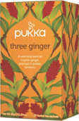 Pukka te – Three Ginger