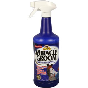 Torrschampo Miracle Groom Absorbine 946 ml -