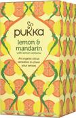 Pukka te – Lemon & Mandarin