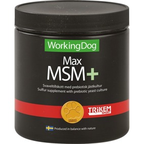 WorkingDog Max MSM+  450g -